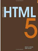 Introducing HTML5-Bruce Lawson, Remy Sharp