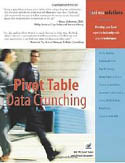 Pivot Table Data Crunching-Michael Alexander, Bill Jelen