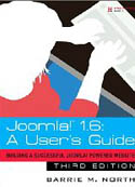 Joomla 1.6 A Users Guide Building a Successful Joomla Powered Website 3rd Edition-Barrie M North