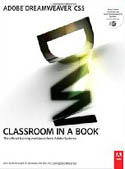 Adobe Dreamweaver CS5 Classroom in a Book-Adobe Creative Team