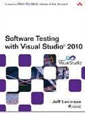Software Testing with Visual Studio 2010-Jeff Levinson