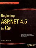 Beginning ASP.NET 4.5 in C#-Matthew MacDonald