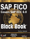 SAP FICO Black Book Covers SAP ECC 6.0-Bhushan J Mamtani