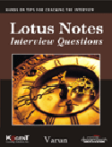 Lotus Notes Interview Questions-Kogent, Varun Ahuja
