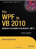 Pro WPF in VB 2010-Matthew MacDonald