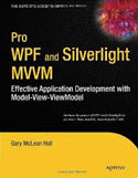 Pro WPF and Silverlight MVVM Effective Application Development with Model View ViewModel-Gary Hall