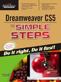 Dreamweaver CS5 in Simple Steps-Kogent