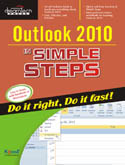 Outlook 2010 in Simple Steps-Kogent
