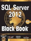 SQL Server 2012 Black Book w-cd-Kogent