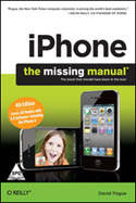 iPhone The Missing Manual 4-E-David Pogue
