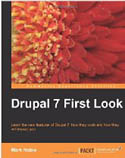 Drupal 7 First Look-Mark Noble