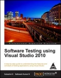 Software Testing using Visual Studio 2010-N Satheesh Kumar, S Subashni