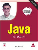 Java for Students 2nd Edition Covers the Latest I C S E Beyond syllabus 2011-Ajay Pherwani