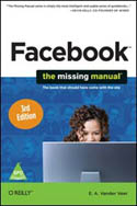Facebook The Missing Manual 3-Ed-E A Vander Veer