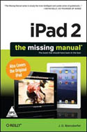 iPad The Missing Manual-J D Biersdorfer