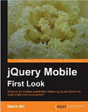 jQuery Mobile First Look-Giulio Bai