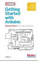 Getting Started with Arduino 2nd Edition-Massimo Banzi
