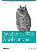 JavaScript Web Applications-Alex MacCaw