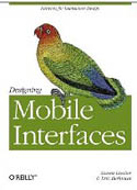 Designing Mobile Interfaces-Eric Berkman, Steven Hoober