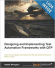 Designing and Implenting Test Automation Frameworks With QTP-Ashish Bhargava