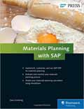 Materials Planning with SAP SAP ERP-Uwe Goehring