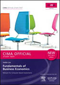 CIMA Official Study Text Fundamentals of Management Accounting Paper C04 2011-2012 Edition-Cima