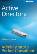 Active Directory Administrators Pocket Consultant-William Stanek
