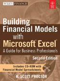 Building Financial Models With Microsoft Excel A Guide For Business Professionals w-cd-K Scott Proctor