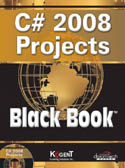 C# 2008 Projects Black Book w-cd-Kogent