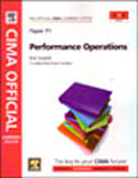 CIMA P1 Performance Operations-Bob Scarlett