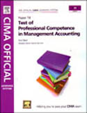 CIMA T4 Test of Professional Competence in Management Accounting-Nick Best
