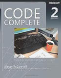 Code Complete A Practical Handbook of Software Construction2-E-Steve McConnell