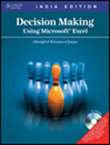 Decision Making Using Microsoft Excel w-cd-Christopher Zappe, S Christian Albright, Wayne Winston
