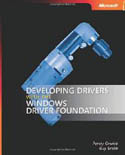 Developing Drivers with the Windows Driver Foundation-Guy Smith, Penny Orwick