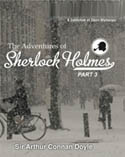 The Adventures of Sherlock Holmes Part-3 AudioBook CD-Connan Doyle