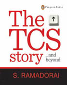 TCS Story and Beyond AudioBook CD-S Ramadorai
