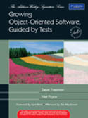 Growing Object Oriented Software Guided By Tests-Steve Freeman, Nat Pryce