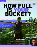 How Full is Your Bucket DVD-Tom Rath