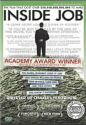 Inside Job DVD-Charles Ferguson, Matt Damon