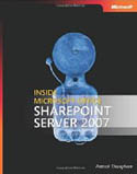 Inside Microsoft Office SharePoint Server 2007-P Tisseghem