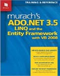 Murachs ADO.NET 3.5 LINQ and the Entity Framework with VB 2008-Anne Boehm