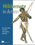 NHibernate in Action-Pierre Henri Kuate, Christian Bauer, Gavin King, Tobin Harris
