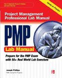 PMP Project Management Professional Lab Manual-Joseph Phillips