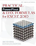 Practical PowerPivot and DAX Formulas for Excel 2010-Art Tennick