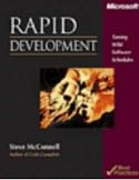 Rapid Development Taming Wild Software Schedules-Steve McConnell