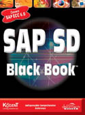 Sap SD Black Book Covers Sap Ecc 6.0-Kogent