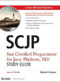 SCJP Sun Certified Programmer for Java Platform Study Guide SE6 Exam CX-310-065 w-cd-Richard F Raposa