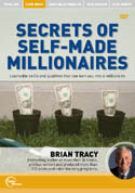 Secrets of Self Made Millionaires DVD-Brain Tracy