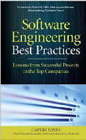 Software Engineering Best Practices Lessons from Successful Projects in the Top Companies-Capers Jones