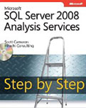 Microsoft SQL Server 2008 Analysis Services Step by Step w-cd-Scott Cameron